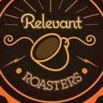 relavent roasters logo