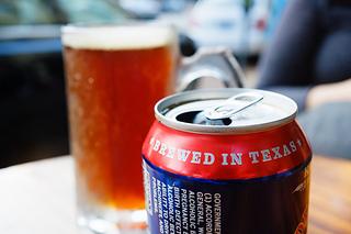 brewed n Texas