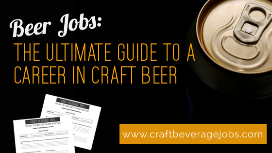 beer jobs guide - main image