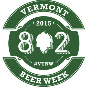 Official Vermont Beer Week Logo