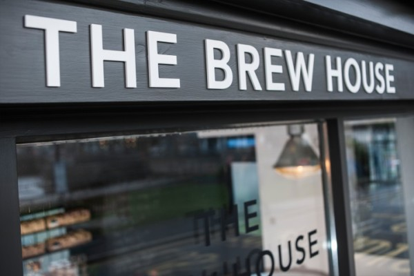 The Brew House outside