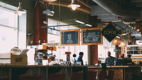 coffee shop, free use photo