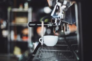 cafe and coffee equipment